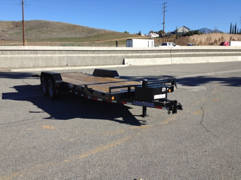 LOAD TRAIL 81.5X22′ HYDRAULIC TILT BED TRAILER FOR SALE