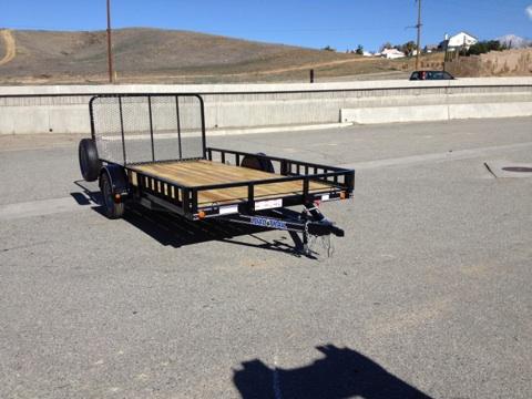 LOAD TRAIL 83X12′ SIDE LOAD UTV/ATV HAULING TRAILER FOR SALE