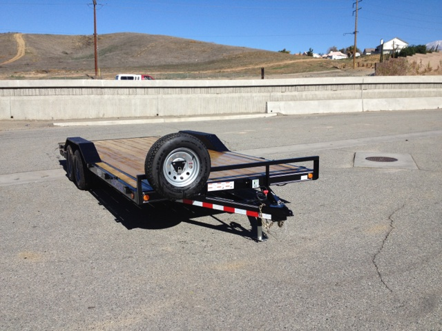 LOAD TRAIL 102X20′ DRIVE OVER FENDER BUGGY/SANDRAIL TRAILER FOR SALE