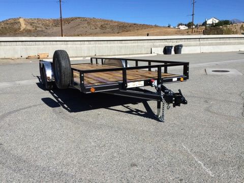 LOAD TRAIL OPEN UTILITY TRAILER 83X20′ FOR SALE