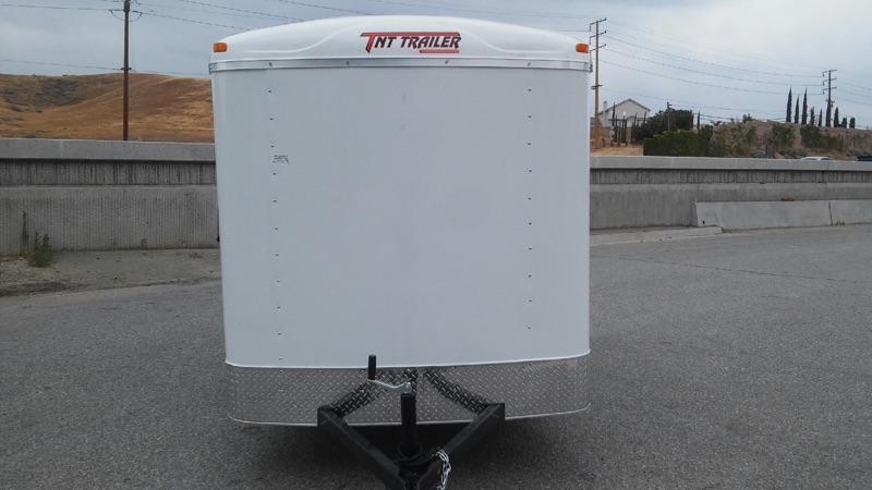 TNT ENCLOSED CARGO TRAILER TOT6X12SA SINGLE AXLE ENCLOSED CARGO TRAILER