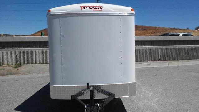 TNT TOT6X12SA SINGLE AXLE TOTE CARGO TRAILER FOR SALE