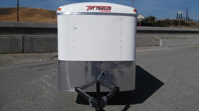 TNT TRANSIT TRA5X10SA SINGLE AXLE MOTORCYCLE TRAILER FOR SALE
