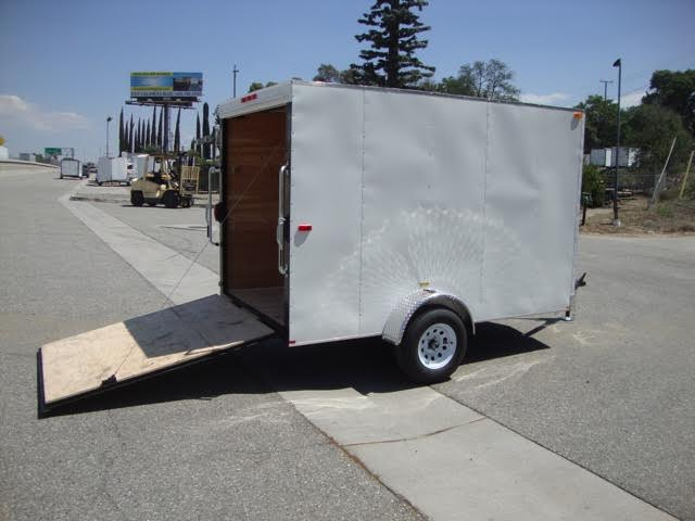 TNT CARGO CRAFT TRAILER TCC6X10SA SINGLE AXLE FOR SALE